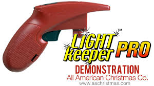 Bethlehem Lights Christmas Trees Troubleshooting by Light Keeper Pro Mini Christmas Light Tester Demo Youtube