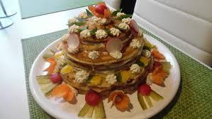 herzhafte geburtstags torte
