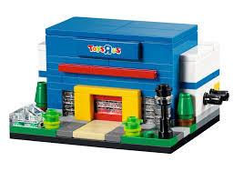 100 Lego Toysrus Truck LEGO Bricktober 2015 Sets Revealed Mini Modular Buildings Bricks