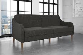 Kebo Futon Sofa Bed Weight Limit by Dhp Furniture Jasper Coil Futon