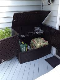 Suncast Patio Storage Box by Looking For Storage Cabinet For Accessories U2014 Big Green Egg
