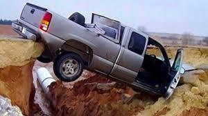 Lifted Truck Jump Fail | Truck Reviews & News