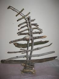 From Sticks To Twig Christmas Tree
