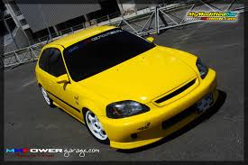 Modified Honda Civic 98 Wallpapers Gallery