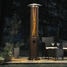 Pyramid Patio Heater Cover by Garden Glow 15kw Circle Flame Garden Patio Heater Patiomate