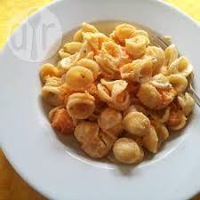 recette pâtes au potiron et au gorgonzola toutes les recettes