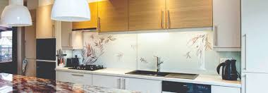 Glass Splash Back Bespoke Emma Britton