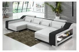 canap ultra confortable canapé cuir italien panoramique gard