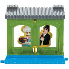 Thomas The Train Tidmouth Shed Trackmaster by Chocolate Factory Destination Thomas And Friends Trackmaster