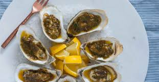 Whole Hog Pumpkin Ale Clone by Grilled Oysters With Green Chile Butter Recipe Craft Beer