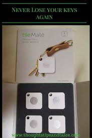 never lose your again with tile mate thoughts tips and tales