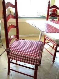 Chair Seat Covers Dining Room Cover Kitchen