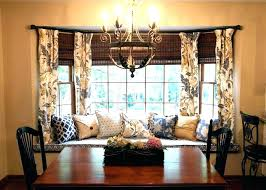 Dining Room Window Curtains Formal Drapes Ideas Curtain