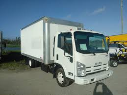 ISUZU BOX VAN TRUCK FOR SALE | #1399
