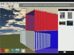 100 Free Shipping Container House Plans Home Design Software