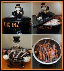 Halloween Candy Dishes by April U0027s Homemaking 2014 Halloween Home Tour And Boney Bunch