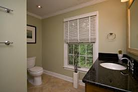 Relaxing Spa Like Bathroom With Natural Accents Traditional