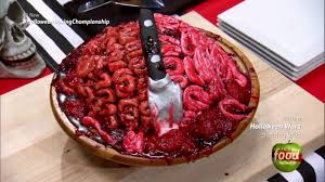 Halloween Wars Judges Season 5 by Halloween Baking Championship Recap Ghastly Brains U0026 Frightening