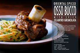 crock pot osso bucco cooker spiced osso bucco with spicy cilantro gremolata