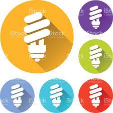 light bulb circle icons set stock vector 853700516 istock
