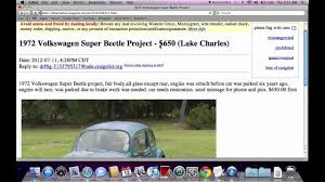 100 Craigslist New Orleans Cars And Trucks Lake Charles Louisiana Used For Sale By Private