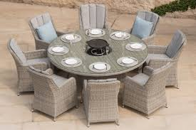 Oxford - Venice 8 Seat Round Firepit Dining Set - With Lazy Susan Ding Room Bernhardt Buy 8 Seat Bar Pub Tables Online At Overstock Our Best Fniture Table Sets Mathis Ashley Dinette Inviting Ideas Seat Table 2 Trade Sales High Top Brilliant Kitchen Wooden Chairs And Amazoncom Asher Amada Patio Wood Pnic Beer Essentials Small Legionsportsclub 90 Round Mahogany Radial With Jupe Patent Action Brackenstyle Brown Bench Seater Garden