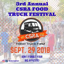 CSRA Food Truck Fest On Twitter: