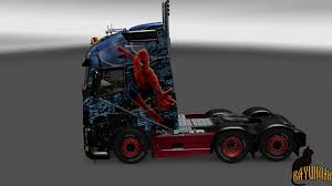 VOLVO FH 2013 SPIDER-MAN SKIN 1.23 Mod -Euro Truck Simulator 2 Mods Monster Jam Puff Pillow Truck Spiderman Spiderman Truck Adventure Toy Building Zone Lightning Mcqueen Trouble Cars Cartoon For Kids With And The Us Postal Service Editorial Photography Image Seymour Wi August 4 Pulling Hardees Float With Star Blue Dinoco Mack Disney Mcqueen Spiderman Learn Color W Car And Fun Supheroes Fire Bigfoot Monster S Teaching Numbers To Learning Hot Wheels Jam Vehicle Shop Skin Kenworth Tractor American Simulator Man Wearing A Spiderman Costume Haing On Refight Truck Marvel Playset 4000 Hamleys Toys Games