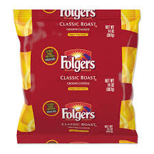 Folgers Coffee Filter Packs Classic Roast 14 Oz Pack 40 Carton