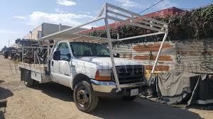 100 Auger Truck 2001 Ford F550 XL Super Duty