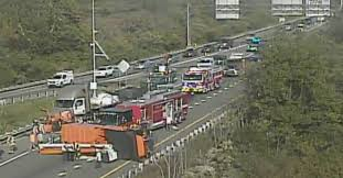 Happening Now: Overturned Truck Shuts Down I-495, Could Be Hours ... Overturned Truck On Route 143 Sherbrooke Record Overturned At Forestbrook Road Entrance Ramp To Highway 501 Dump Causes Delays 94 In Lafayette New North Jersey M50 A Car Park This Morning As Traffic Cleared From Boxwood Truck Crashes Spills Pennies I95 Delaware 6abccom Issues Daily News Summary Update West Avenue Plagued By Accidents Local Dumps Olive Oil Onto I275 Hillsborough Ave Sends Driver Hospital Morgantoncom