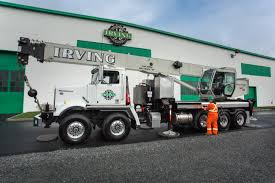 Irving Equipment Bolsters Fleet With Custom-built National Crane ... National Crane 600e2 Series New 45 Ton Boom Truck With 142 Of Main Buffalo Road Imports 1300h Boom Truck Black 1999 N85 For Sale Spokane Wa 5334 To Showcase Allnew At Tci Expo 2015 2009 Nintertional 9125a 26 Craneslist 2012 Nbt 45103tm Trucks Cranes Cropac Equipment Inc Truckmounted Crane Telescopic Lifting 8100d 23ton Or Rent Lumber New Bedford Ma 200 Luxury Satloupinfo 2008 Used Peterbilt 340 60ft Max Boom With 40k Lift Tional 649e2