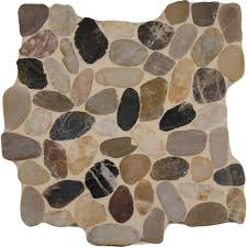 ms international mix river rock 12 in x 12 in x 10 mm tumbled