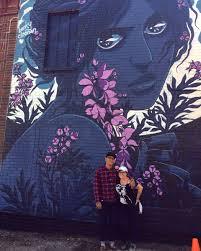Joe Strummer Mural The Division by Bonneville Fontanne 1977wskyrnr Twitter