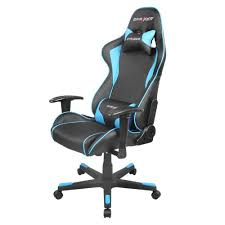 Video Gaming Chair With Footrest by New Dxracer Office Chair Fe08nb Pc Game Chair Automotive Racing