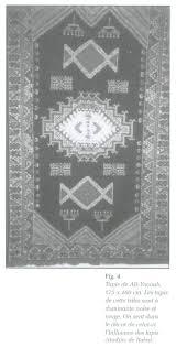 les oubliées de la société et le tapis du moyen atlas marocain