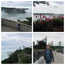 Niagara Falls From The Canadian Side Ego Diary Travel