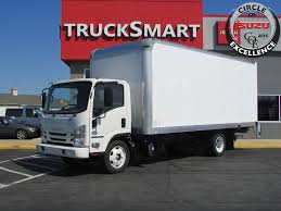 2019 ISUZU NQR 20 FT BOX VAN TRUCK FOR SALE #595147
