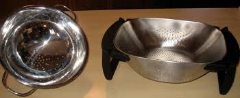 Oxo Over The Sink Colander by Tools Henbogle Page 2