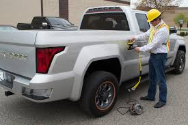 100 How To Lower A Truck The Workhorse W15 The Electric With Tal Cost Of