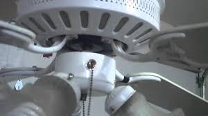 Hampton Bay Ceiling Fan Speed Problem by 52