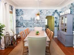Paint Color For A Living Room Dining by Design Trend Decorating With Blue Hgtv