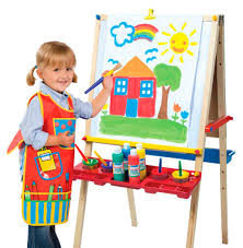 Alex Toys Artist Studio Magnetic by Alex Toys Artist Studio Ultimate Easel Accessories Painting Kit