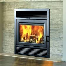 MagnuM Zero Clearance Wood Fireplace
