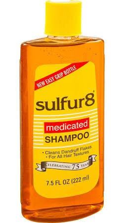Sulfur Sulfur8 Medicated Shampoo