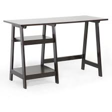 Sauder Shoal Creek Desk by Sauder Samber Desk Granite Jamocha Wood Decorative Desk Decoration
