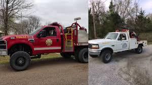 100 Northeastern Trucks Oklahoma Deputies Looking For Stolen Fire Truck KFORcom