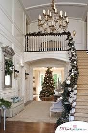 es werde licht funkelnde weihnachtsdeko ideen mit