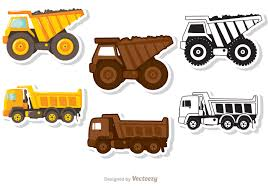Construction Truck Free Vector Art - (2805 Free Downloads)
