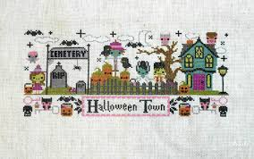 The Frosted Pumpkin Stitchery Facebook by Cross Stitching Stitch All The Things